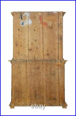 19th Century Swedish Folk Art Painted Cupboard